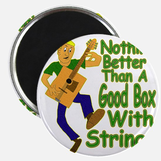 BoxWithStrings Magnet