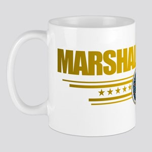 Marshall Islands (Flag 10) pocket 2 Mug