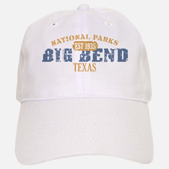 Big Bend 3 Baseball Baseball Cap