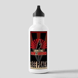 Hunger Games Revolutio Stainless Water Bottle 1.0L