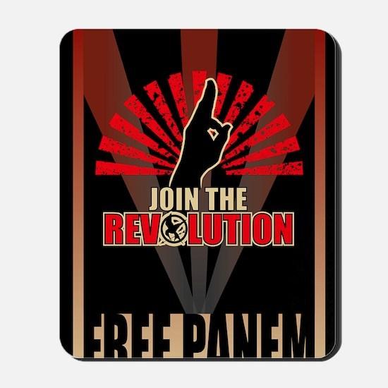 Hunger Games Revolution 2 Mousepad