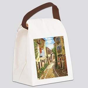 queenprovence Canvas Lunch Bag