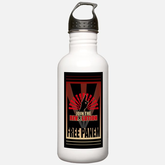 Hunger Games Revolutio Water Bottle