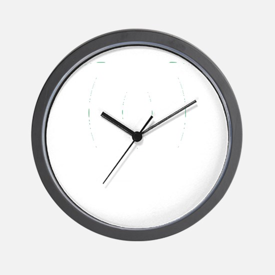 Kobe City (white) Wall Clock