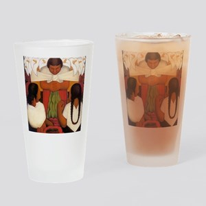 twinflwrslr Drinking Glass