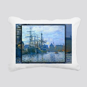 376 Rectangular Canvas Pillow