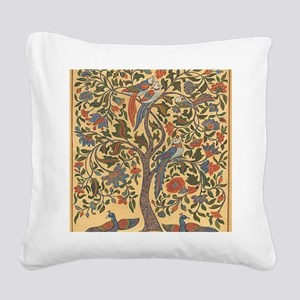 twintree Square Canvas Pillow