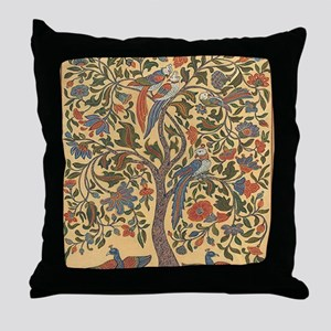 twintree Throw Pillow