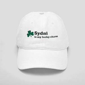 Sydni is my lucky charm Cap