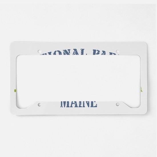 AcadIa 2 License Plate Holder