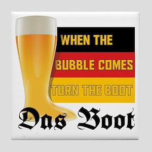 das_boot Tile Coaster