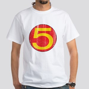 M5_merch White T-Shirt