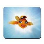 Guppy Mousepad