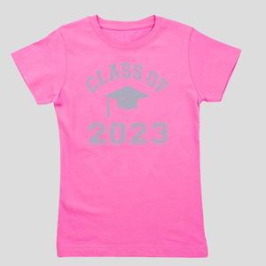Class Of 2023 Graduation - Grey 2 Girl's Tee