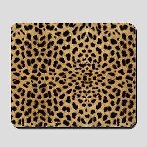leopardprintlaptop Mousepad