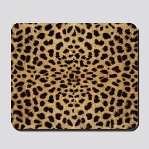 leopardprint4000 Mousepad