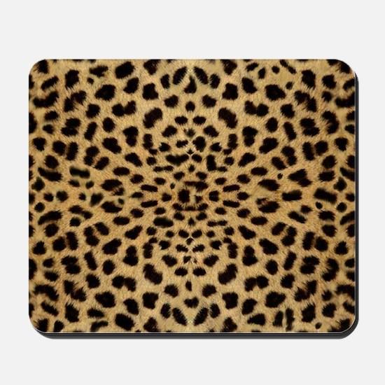leopardprint4000 Mousepad