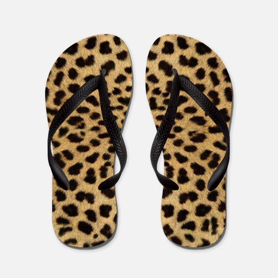 leopardprint4000 Flip Flops
