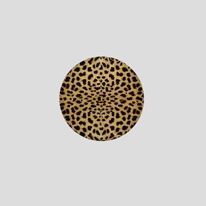 leopardprint4000 Mini Button