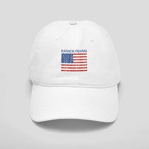 BARACK OBAMA (Vintage flag) Cap