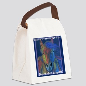 horse1T Canvas Lunch Bag