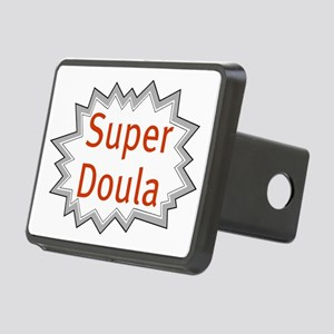 Super Doula Rectangular Hitch Cover