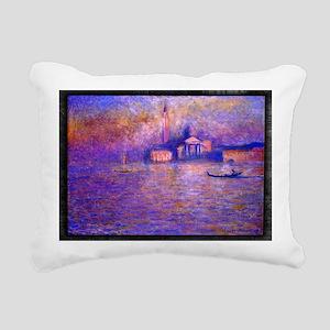 628 Rectangular Canvas Pillow
