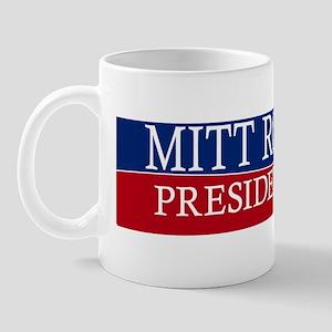 Mitt Romney Bumper ... Mug