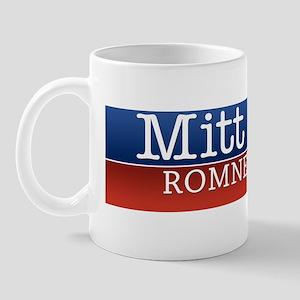 Mitt is It - bumper Mug