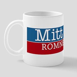 Mitt is It Bumper Mug