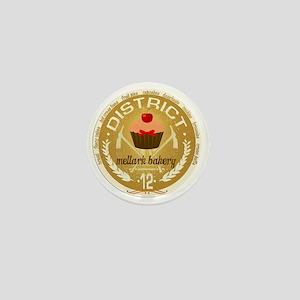 mellark bakery antique seal hunger gam Mini Button