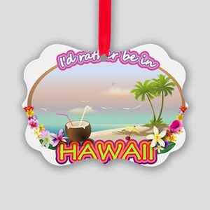 HAWAII 2 Picture Ornament