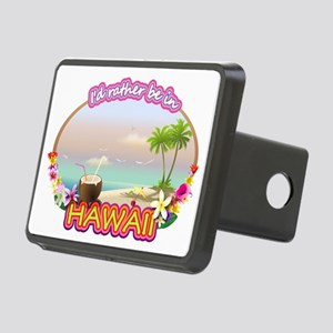 HAWAII 2 Rectangular Hitch Cover