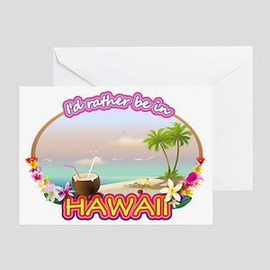 HAWAII 2 Greeting Card