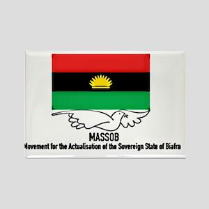 Biafra gifts cafepress massob logo rectangle magnet altavistaventures Images