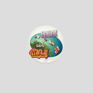 HAWAII 3 Mini Button