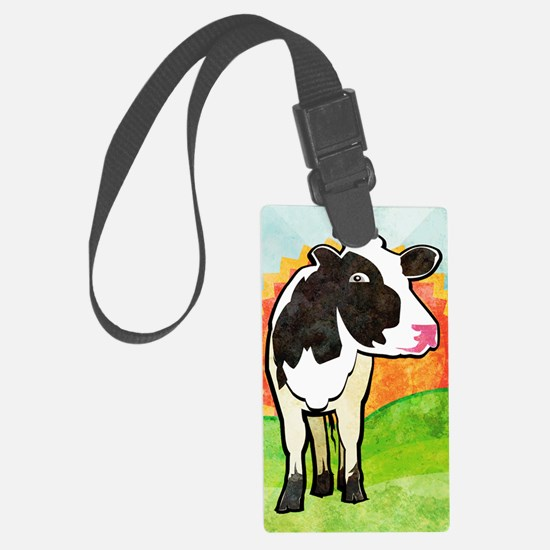 iphone3gDairyCow Luggage Tag