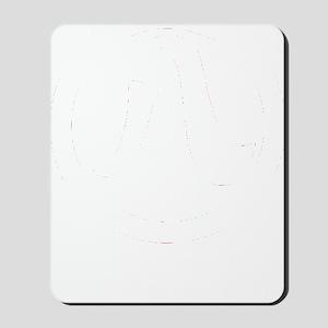 Nagoya City (white) Mousepad