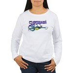 Superrabbi Women's Long Sleeve T-Shirt