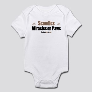Scoodle dog Infant Bodysuit