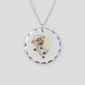 Christianity Is... Ollie Necklace Circle Charm