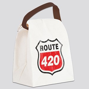 420_merch Canvas Lunch Bag