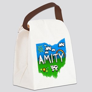 Amity Canvas Lunch Bag
