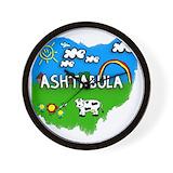 Ashtabula ohio Basic Clocks