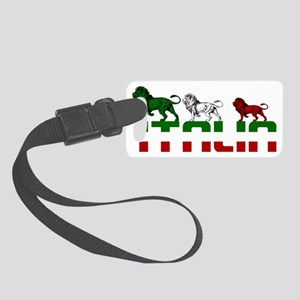 Italy Lion Small Luggage Tag