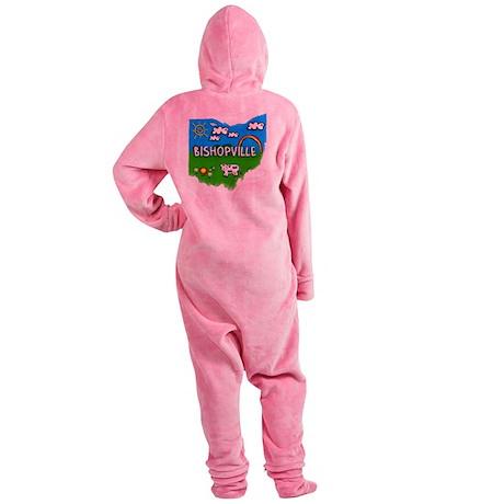 Bishopville Footed Pajamas