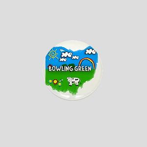 Bowling Green Mini Button