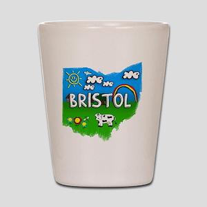 Bristol Shot Glass