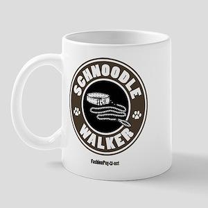 Schnoodle dog Mug