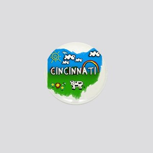 Cincinnati Mini Button